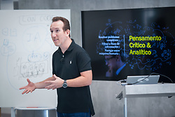 Christian Barbosa, empresário, bacharel em Ciências da Computação e investidor anjo, é CEO da Manycontent. Desenvolveu o primeiro software de produtividade com base estatística com milhares de usuários. FOTO: Jefferson Bernardes/ Agência Preview