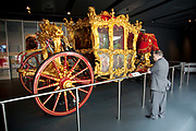 250 year old horse drawn coach which is used in the Lord Mayors Show each year. The Museum of London is one of the world's largest urban history museums and cares for over two million objects in its collection. The Museum holds the largest archaeological archive in Europe of this wealth of information. Each of the galleries is dedicated to a different era in London's history.