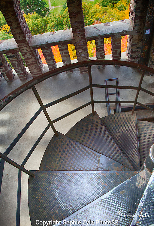 Poet's Seat Spiral Staircase