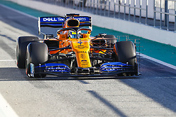 February 26, 2019 - Barcelona, Catalonia, Spain - Lando Norris McLaren during F1 test celebrated at Circuit of Barcelona 26th February 2019 in Barcelona, Spain. (Credit Image: © Mikel Trigueros/NurPhoto via ZUMA Press)