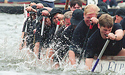 """London; GREAT BRITAIN;  Dragon Boats competing in London Dockland.  [Mandatory Credit; """"Photo, Peter Spurrier/Intersport-images]"""