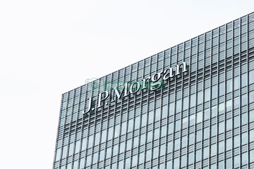 General view of J.P. Morgan's UK headquarters, in Canary Wharf, London. The bank is one of several rumoured to be planning a move to Frankfurt after the UK's decision to leave the European Union. PRESS ASSOCIATION Photo. Picture date: Friday November 18th, 2016. Photo credit should read: Matt Crossick/PA Wire