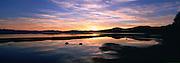 Sunset, Lake Tahoe, California, USA<br />