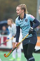 LAREN - Laurien Leurink van Laren  tijdens de hoofdklasse competitie hockey tussen de dames van Laren en Pinoke (2-0) . COPYRIGHT KOEN SUYK