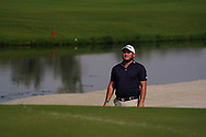 Zander Lombard (RSA) on the 18th during Round 2 of the Commercial Bank Qatar Masters 2020 at the Education City Golf Club, Doha, Qatar . 06/03/2020<br /> Picture: Golffile | Thos Caffrey<br /> <br /> <br /> All photo usage must carry mandatory copyright credit (© Golffile | Thos Caffrey)