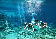 Mermaids of Weeki Wachee