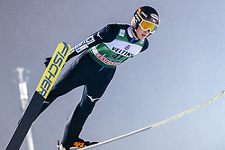 February 8, 2019 - Lahti, Finland - Junshirō Kobayashi competes during FIS Ski Jumping World Cup Large Hill Individual Qualification at Lahti Ski Games in Lahti, Finland on 8 February 2019. (Credit Image: © Antti Yrjonen/NurPhoto via ZUMA Press)
