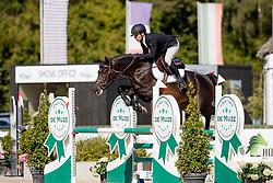 Van Hal Tim, BEL, Commander HK Z<br /> BK Young Horses 2020<br /> © Hippo Foto - Sharon Vandeput<br /> 6/09/20