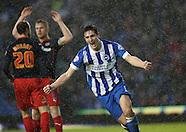 Brighton and Hove Albion v Reading 261214