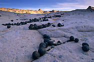 Moqui Marbles area, Hole-in-the-Rock Region, Grand Staircase Escalante N.M., UTAH