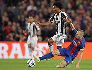 FC Barcelona v Juventus 190417