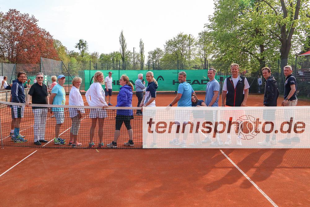 finale Siegerehrung, Känguruhs-Open 2018, Finaltag, Berlin, 22.04.2018, Foto: Claudio Gärtner