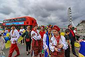 Ukraine's National Day Britain
