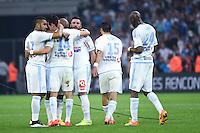 Joie Marseille - 10.05.2015 - Marseille / Monaco - 36eme journee de Ligue 1<br /> Photo : Alexandre Dimou / Icon Sport