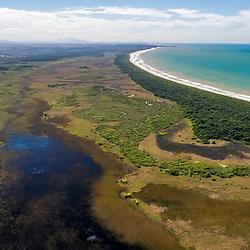 Parque Estadual Paulo Cesar Vinha (Paisagem) fotografado em Guarapari, município do estado do Espírito Santo -  Sudeste do Brasil. Bioma Mata Atlântica. Registro feito em 2018.<br /> ⠀<br /> ⠀<br /> <br /> <br /> <br /> ENGLISH: Paulo César Vinha State Park photographed in Guarapari, in Espírito Santo - Southeast of Brazil. Atlantic Forest Biome. Picture made in 2018.