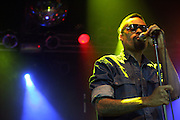 Bilal at Bilal performance at Highline Ballroom produced by Jill Newman Productions on August 15, 2008 in New York City.