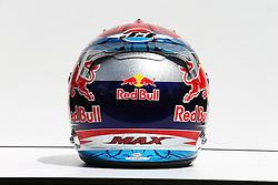 Max Verstappen (NDL) Scuderia Toro Rosso Helmet - Formula1 World Championship 2015 - Round 01 at Melbourne Albert Park, Melbourne, Australia, Wednesday 12th March 2015 +++ Photo: RACE-PRESS +ONLY USE NETHERLANDS+