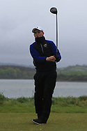 Ben Carvill (Warrenpoint) on the 6th tee during Round 3 of the Ulster Boys Championship at Donegal Golf Club, Murvagh, Donegal, Co Donegal on Friday 26th April 2019.<br /> Picture:  Thos Caffrey / www.golffile.ie