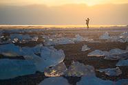 Travelling through Icelandic winter