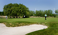 AMSTERDAM - Amsterdamse Golf Club hole 8. COPYRIGHT KOEN SUYK