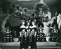 1949 Show at the Earl Carroll Theater