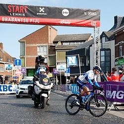 14-04-2021: Wielrennen: Brabantse Pijl women: Overijse: Annemiek van Vleuten
