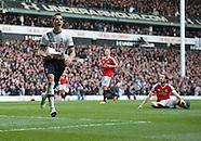 Tottenham Hotspur v Manchester United 100416