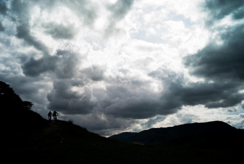 James Brickell & James Richards, Lake District, England.