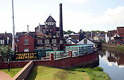 Harveys brewery, Lewes, East Sussex, England