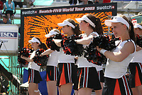 "Volleyball, Beachvolleyball, Sandvolleyball, World Tour Stavanger, 06/07-03,<br />Duskedamer, ""Sea Hawks"" <br />Foto: Sigbjørn Andreas Hofsmo, Digitalsport"