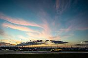January 30-31, 2021. IMSA Weathertech Series. Rolex Daytona 24h:  #3 Corvette Racing Corvette C8.R, GTLM: Antonio Garcia, Jordan Taylor, Nicky Catsburg, #24 BMW Team RLL BMW M8 GTE, GTLM: John Edwards, Augusto Farfus, Jesse Krohn, Marco Wittmann, #4 Corvette Racing Corvette C8.R, GTLM: Tommy Milner, Nick Tandy, Alexander Sims