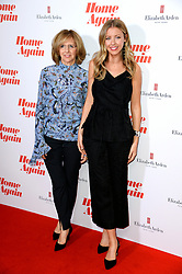 Nancy Myers and Hallie Myers-Shyer attending a screening of Home Again at The Washington Mayfair Hotel, London. Photo credit should read: Doug Peters/EMPICS Entertainment