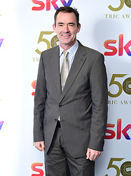Richard Lintern attending the TRIC Awards 2019 50th Birthday Celebration held at the Grosvenor House Hotel, London.