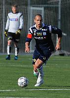 Fotball NM CUP Byåsen - Kristiansund<br /> 10 mai 2012<br /> Byåsen Arena, Trondheim<br /> <br /> Mahmoud El Haj, Kristiansund BK<br /> <br /> <br /> Foto : Arve Johnsen, Digitalsport