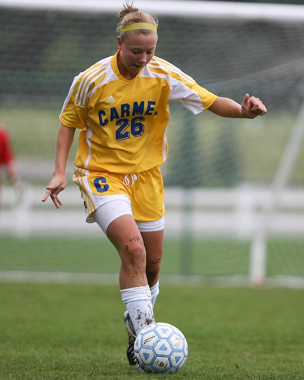 2009 Saint Joseph's High School Soccer Indian Invitational.Carmel vs. Hamilton South East