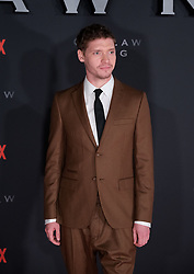 Outlaw King Premiere, Edinburgh, Friday 19th October 2018<br /> <br /> Outlaw King is a Netflix film and follows 14th century Scottish king Robert the Bruce prior to his coronation and through to his rebellion against the English, who at the time were occupying Scotland.<br /> <br /> Stars, crew and guests appear on the red carpet for the Scottish premiere.<br /> <br /> Pictured: Billy Howie<br /> <br /> Alex Todd | Edinburgh Elite media