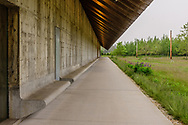 Parrish Art Museum is an art museum designed by Herzog & de Meuron Architects and located in Water Mill, New Yorkk
