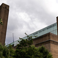 Thank You Key Workers;<br />
