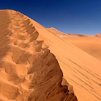 Africa, Namibia, Sossusvlei. Big Mama Dune at Sossusvlei.