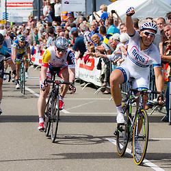 Sportfoto archief 2013<br /> Ster ZLM tour Buchten-Buchten Marcel wins in Buchten stage 3 2nd Andre Greipel and 3th Mark Cavendish