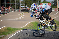 #164 (ISIDORE Quillan) GBR during practice at Round 9 of the 2019 UCI BMX Supercross World Cup in Santiago del Estero, Argentina