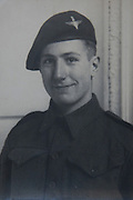 Mcc0061163 . Daily Telegraph<br /> <br /> Telegraph Magazine<br /> <br /> D Day Veterans<br /> <br /> Tony Leake served in the 8th Parachute Battalion, 6 Airborne Division . He was with his battalion during some severe fighting until the 17th August when he was shot up by a German machine-gun. Three bullets went through his smock but luckily he only had superficial wounds. After treatment he rejoined his battalion, and later jumped again over the Rhine on 24th March 1945.<br /> <br /> 21 April 2015