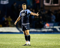 Jason Tovey of Cardiff Blues<br /> <br /> Photographer Simon King/Replay Images<br /> <br /> Guinness PRO14 Round 2 - Cardiff Blues v Edinburgh - Saturday 5th October 2019 -Cardiff Arms Park - Cardiff<br /> <br /> World Copyright © Replay Images . All rights reserved. info@replayimages.co.uk - http://replayimages.co.uk