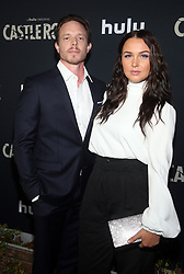 October 15, 2019, La, United States of America: Matthew Alan and Camilla Luddington arriving at the premiere of Hulu's ''Castle Rock'' Season 2 at the AMC Sunset 5 on October 14, 2019 in Los Angeles, California  (Credit Image: © Famous/Ace Pictures via ZUMA Press)