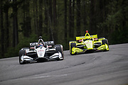 April 5-7, 2019: IndyCar Grand Prix of Alabama, Santino Ferrucci, Dale Coyne Racing, Simon Pagenaud, Team Penske