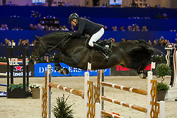 Whitaker John, GBR, Argento<br /> Jumping Amsterdam 2018<br /> © Sharon Vandeput<br /> 26/01/18
