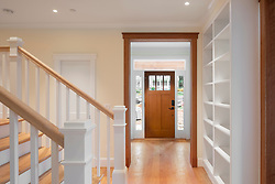 7816 Aberdeen new construction kitchen, full complete construction hallway stairs VA2_229_899 Invoice_4013_7816_Aberdeen_Landis