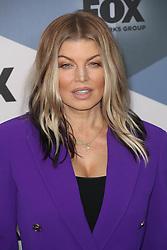 May 14, 2018 - New York City, New York, USA - 5/14/18.Fergie at The 2018 Fox Network Upfront in New York City. (Credit Image: © Starmax/Newscom via ZUMA Press)