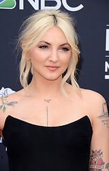 Julia Michaels at the 2019 Billboard Music Awards held at the MGM Grand Garden Arena in Las Vegas, USA on May 1, 2019.
