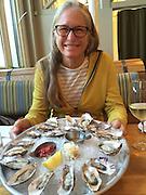 Raw Oysters,Victoria, Vancouver Island, British Columbia, Canada